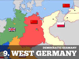 Cold War Germany Map by Cold War Vocabulary Words By Scott Lesley