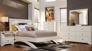white furniture sets for bedrooms belcourt white 5 pc queen platform bedroom queen bedroom sets colors