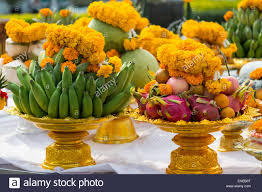 fruit flower arrangements fruit and flower arrangements for new year s celebration wat arun