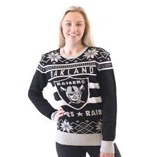 raiders light up christmas sweater oakland raiders ugly christmas sweaters christmas gifts for everyone
