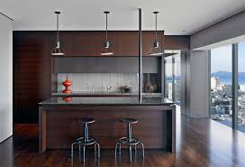 Kitchen Cabinet Textures 22 Kitchens In Black And Wooden Palette Home Design Lover