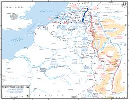 1939 Europe Map map of wwii western europe sept 15 dec 15 1944
