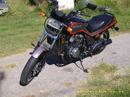 honda sabre 1985 honda v65 sabre bike urious