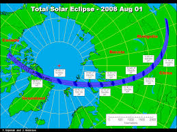 nasa total solar eclipse of 2008 august 01