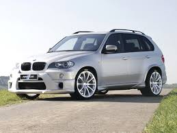 Bmw X5 4 8 - aerodynamic kit for the x5 e70