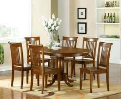 Dining Room Chairs Set by Modern Glass Dining Table With 6 Leather Chairs Unique
