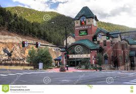 monarch casino in black hawk colorado editorial photography