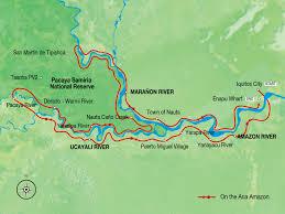 Amazon River On World Map by Aria 8 Days 7 Nights Low Water Season June November Amazon