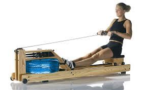 waterrower natural rowing machine review fitness tech pro