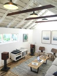 i converted my garage into a listening room and office audiophile