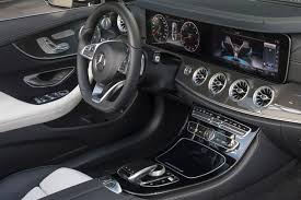 Upholstery Class Toronto What It U0027s Like To Tour Switzerland In A 2018 Mercedes Benz E Class