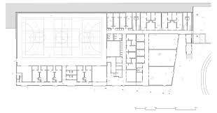 Ground Floor Plan Gallery Of Sports Park Willem U2013 Alexander Moederscheimmoonen