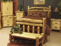 bed frame wooden log bed frames njntghz wooden log bed frames