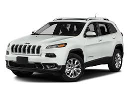 burgundy jeep 2017 2017 jeep cherokee price trims options specs photos reviews