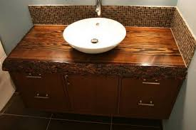 bathroom bathroom vanity for vessel sink bathroom cabinet