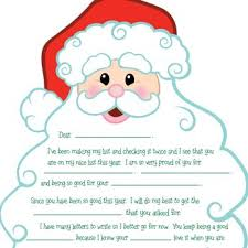 santa claus letters 15 printable letters from santa spaceships and laser beams