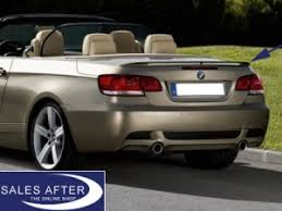 bmw 3 series e93 convertible salesafter the shop bmw 3 series e93 convertible rear