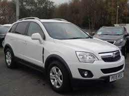 opel suv antara used vauxhall antara 2015 for sale motors co uk