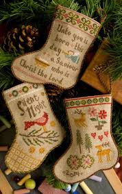 best 25 embroidered stockings ideas on pinterest embroidered lizzie kate flora mcsample s 2014 stockings christmas counted cross stitch chart pattern with embellishments
