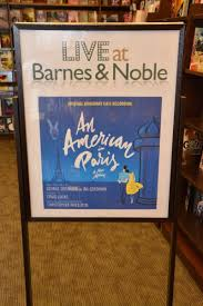 Barnes And Noble Rogers Ar Coverage Robert Fairchild Leanne Cope And An American In Paris