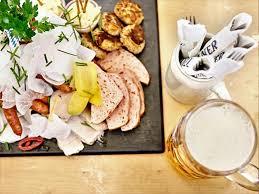 cuisine bavaroise oktoberfest fête de la bière