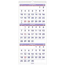 calendars monthly u0026 yearly at office depot officemax