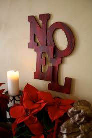 Best 25 Pottery Barn Inspired Letters At Michaels Pottery Barn Inspired Noel Tutorial Sand And