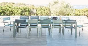 chaises fermob chaise luxembourg chaise de jardin métal