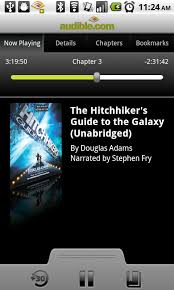 audible for android android app audible audio book player beta android central