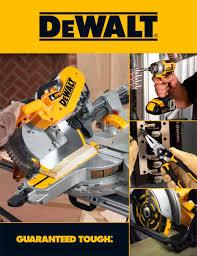 Dewalt Wet Tile Saw Manual by Dewalt Catalog Dewalt Industrial Tool инструменты Tools