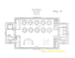 merrick hall floor plans ohio wesleyan university
