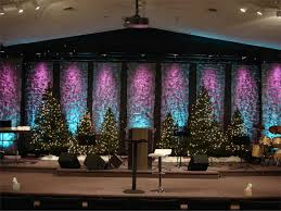 kris krinkle church stage design ideas