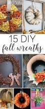 thanksgiving wreaths diy 1046 best fall wreaths images on pinterest autumn wreaths