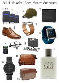 wedding gift guide gift guide for your groom the pink