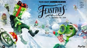 plants vs zombies garden warfare christmas dlc youtube