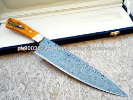 made kitchen knives custom made damascus steel chef knife buy chef knife kitchen