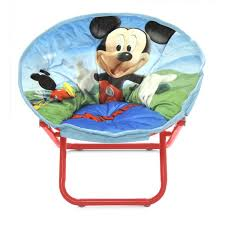 disney toddler mickey mouse mini saucer kid x27 s chair