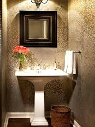 Bathroom Pedestal Sink Ideas Small Pedestal Sink Happyhippy Co