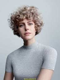 Kurze Haare Modern by Modern Kurze Haare Trotz Locken Deltaclic
