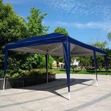 bbq tent ktaxon 10 x 20 easy pop up wedding party tent foldable gazebo