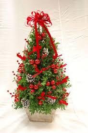 standard suzette pinterest tabletop christmas tree decking