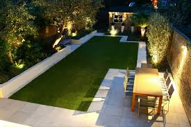 modern landscape design dallas