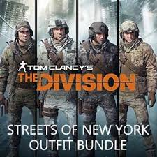 buy tom clancy u0027s the division streets of new york bundle cd