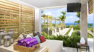 colorful exuberant interior design inspiration from w retreat