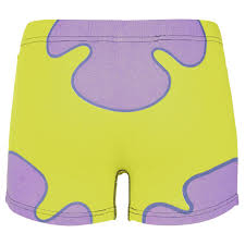 patrick star shorts on the hunt