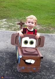 Truck Driver Halloween Costume Tow Mater Tow Truck Halloween Costume