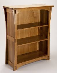 Mission Style Bookcase Furnituremeadowlark Designs