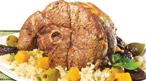 cuisine marocaine tajine agneau gigot d agneau à la marocaine recettes iga tajine épices