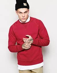 carhartt chase sweatshirt where to buy u0026 how to wear
