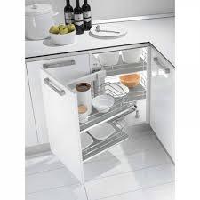 cuisine meuble d angle bas ferrure d angle dynamic croner pour meuble bas accessoires cuisines